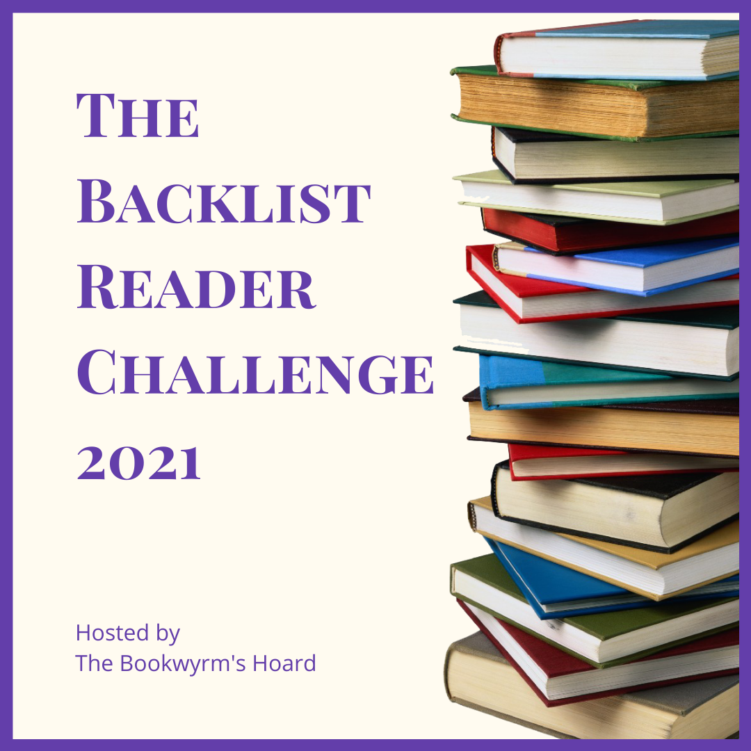 The Backlist Reader Challenge 2021: Rules & Sign-up