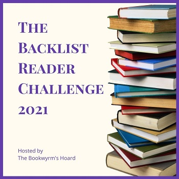 The Backlist Reader Challenge 2021