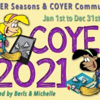 Signing up for COYER 2021 – Summer Season