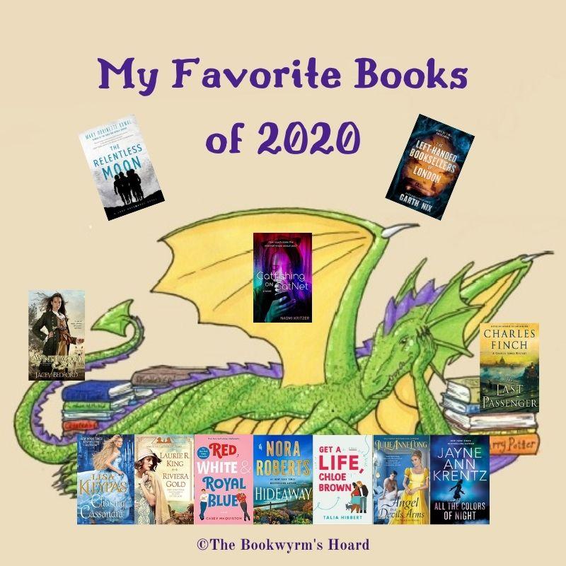 My Favorite Books of 2020