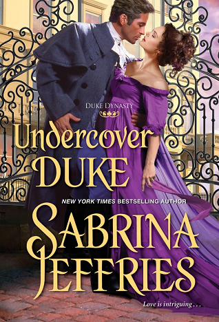 Undercover Duke, by Sabrina Jeffries