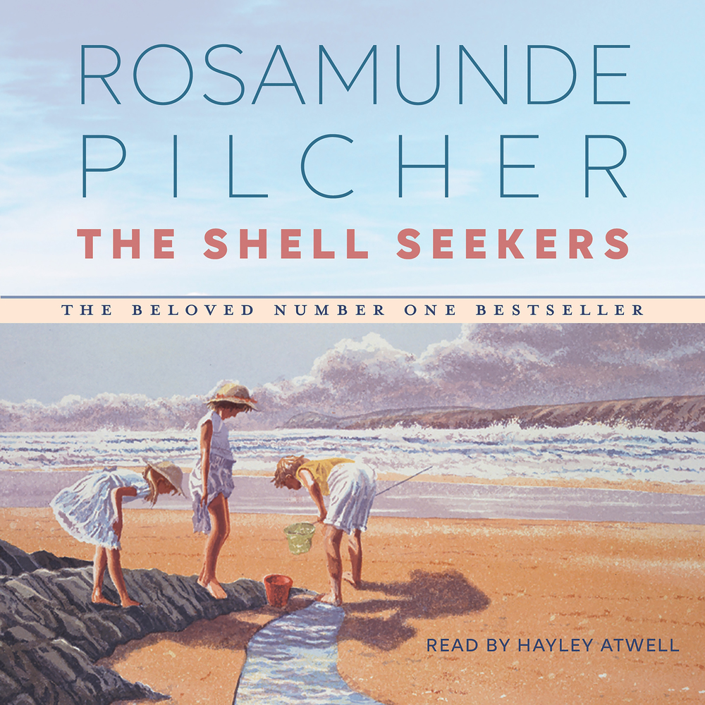Audiobook cover: The Shell Seekers, by Rosamunde Pilcher