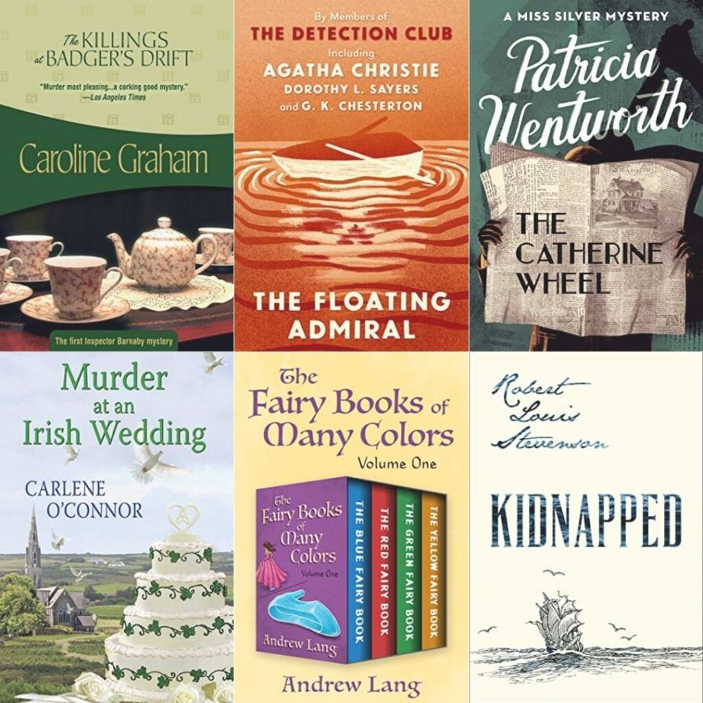 Books Bought: Week ending April 18, 2021, set B