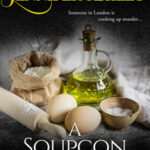 Book cover: A Soupcon of Poison, by Jennifer Ashley