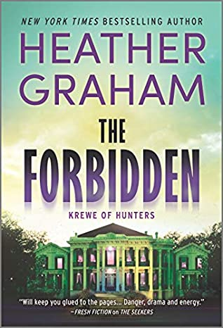 Book cover: The Forbidden, by Heather Graham