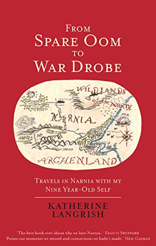 Book cover: From Spare Oom to War Drobe, by Katherine Langrish