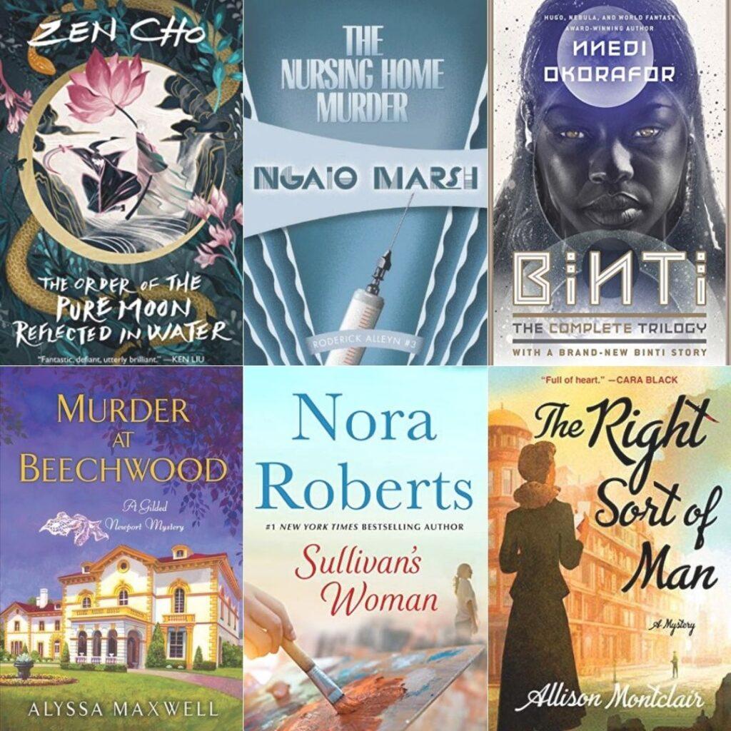 Books Bought: week ending May 8, 2021 (B)