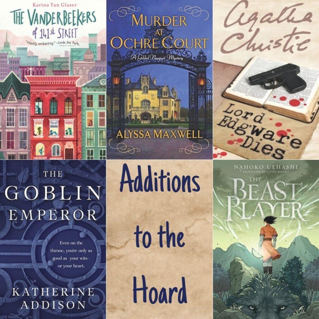 Books Bought: week ending May 16, 2021
