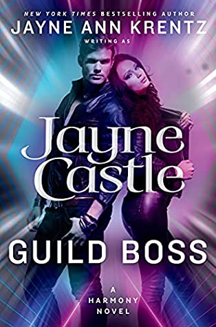Book cover: Guild Boss, by Jayne Castle