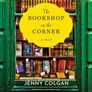 Audiobook cover: The Bookshop on the Corner, by Jenny Colgan
