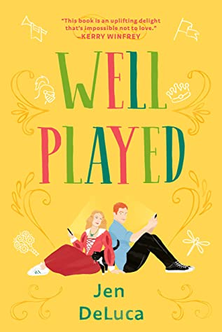 Book cover: Well Played, by Jen DeLuca