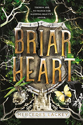 Book Cover: BriarHeart, by Mercedes Lackey