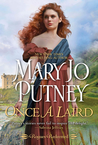 Book cover: Once a Laird, by Mary Jo Putney