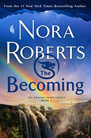 Book Cover: The Becoming, by Nora Roberts