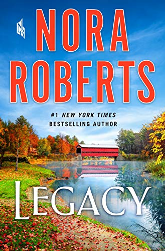 Book Cover: Legacy, by Nora Roberts