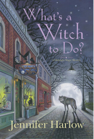 Review: What's a Witch to Do?, by Jennifer Harlow