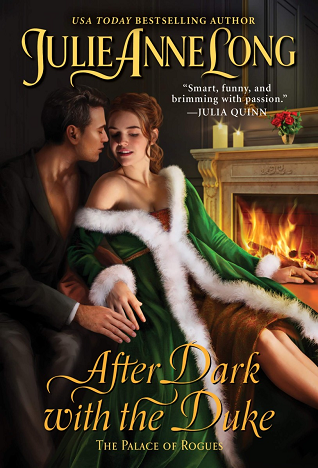 Book cover: After Dark with the Duke, by Julie Anne Long