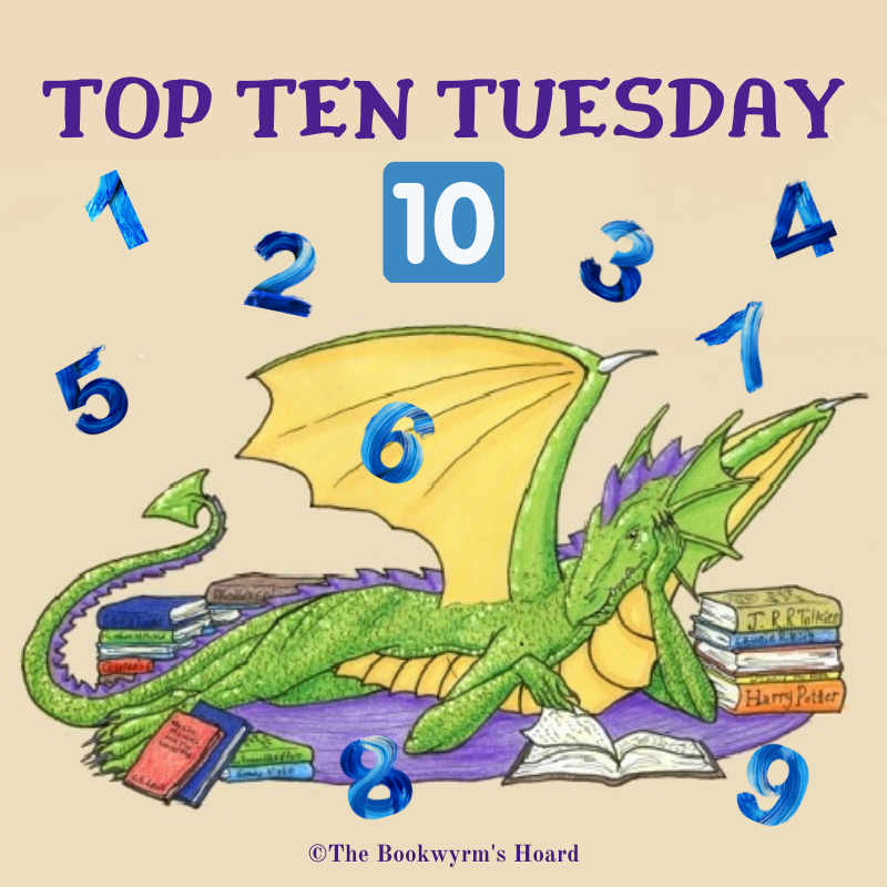 Top Ten Bookish Pet Peeves
