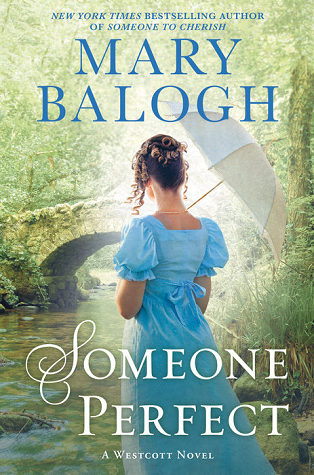 Book cover: Someone Perfect, by Mary Balogh