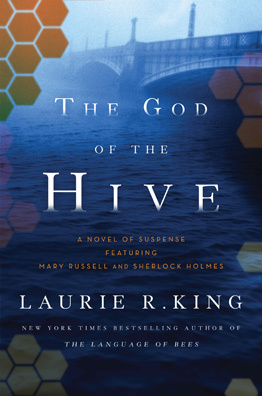 Book Cover: A LEtter of Mary, by Laurie R. King