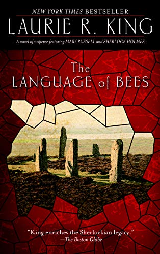 Book Cover: The Language of Bees, by Laurie R. King