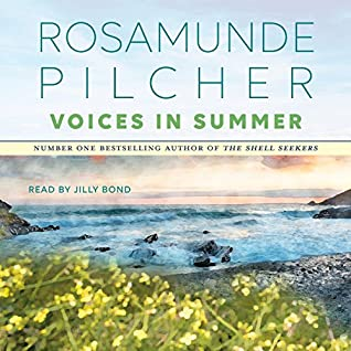 Audiobook cover: Voices in Summer, by Rosamunde Pilcher