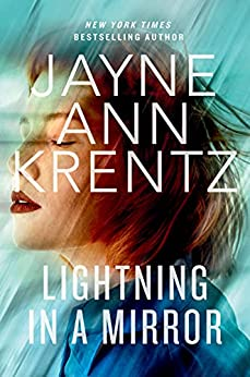 Book cover: Lightning in a Mirror, by Jayn Ann Krentz