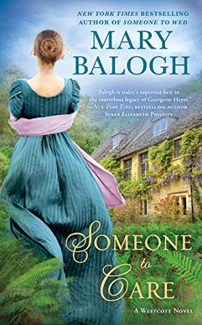 Book Cover: Someone to Care, by Mary Balogh