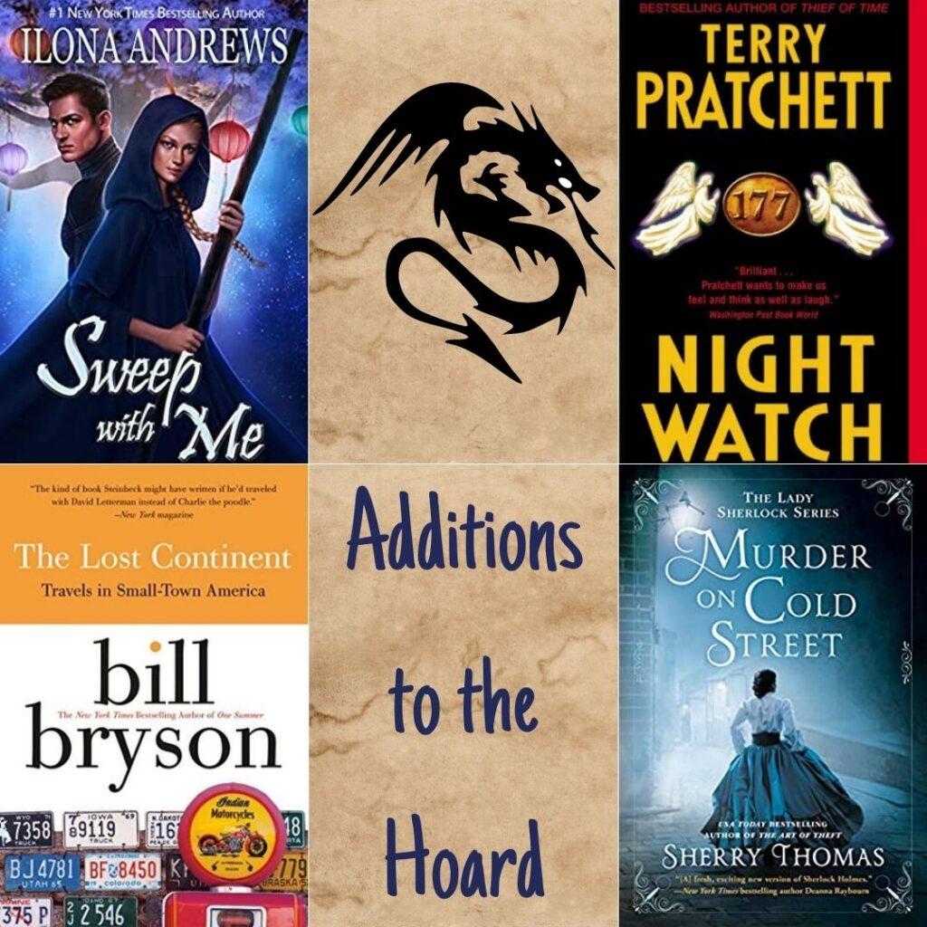 Books Bought: week ending October 3, 2021