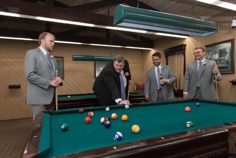 groomsmen-pool