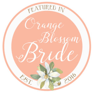 Orange Blossom Bride