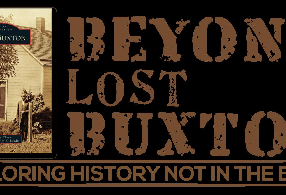 Beyond Lost Buxton logo