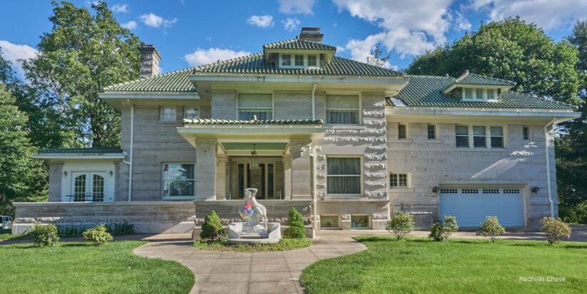 McNeill Stone Mansion B&B, Oskaloosa, IA