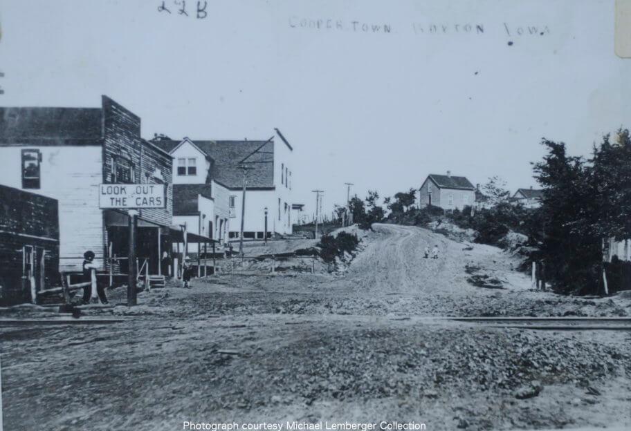 Buxton - Coopertown suburb