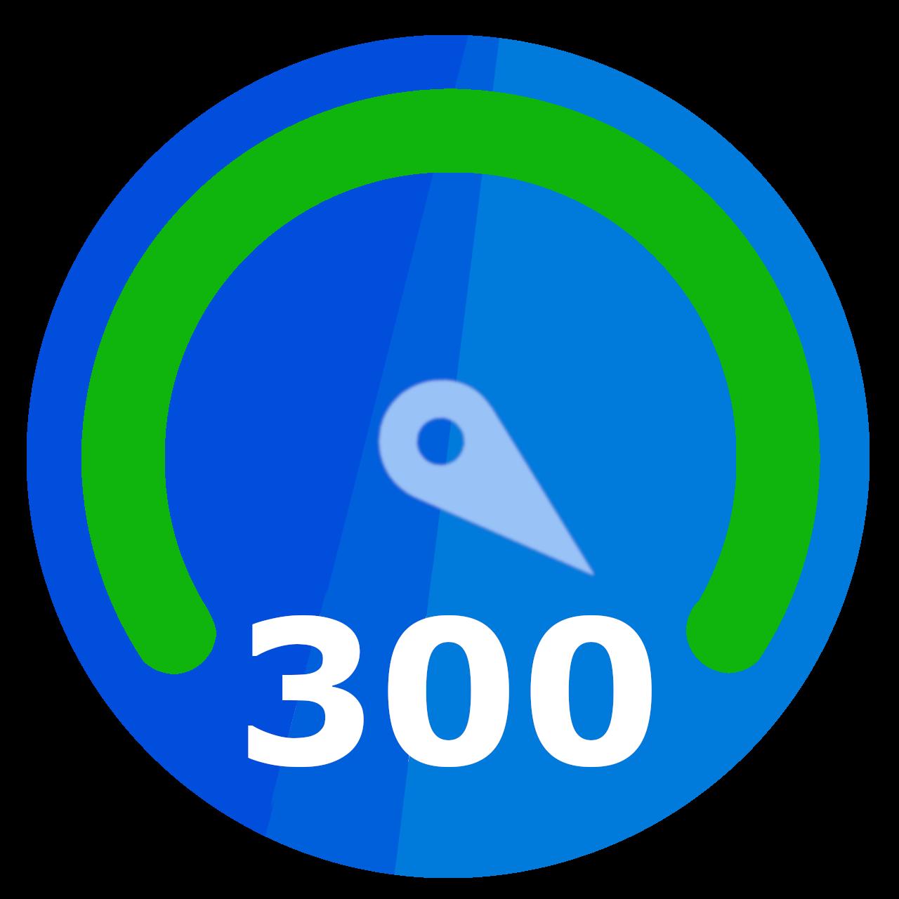 300 Mbps