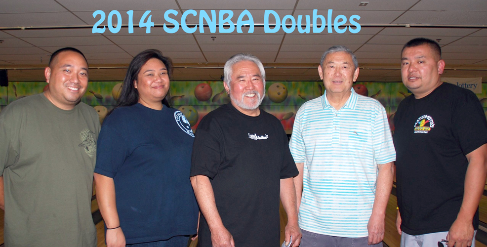 2014 SCNBA Doubles