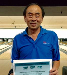 Kenny Watanabe ToC fall ball winner