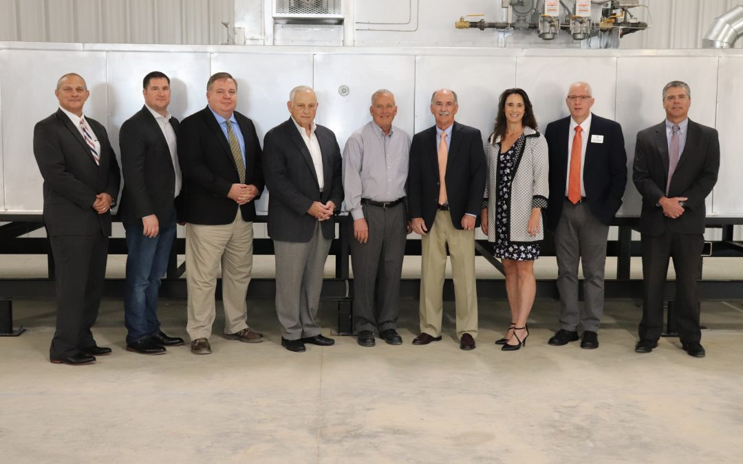 Business Development Corporation Closes South Carolina's First Rural Modernization Program Loan