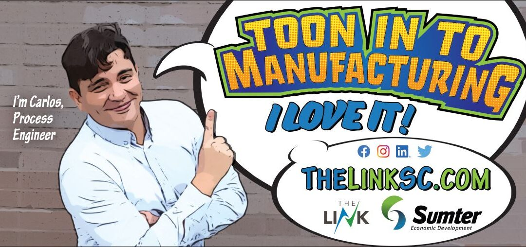 Toon In To Manufacturing – Carlos
