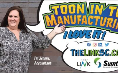 Toon in to Manufacturing – Jenene