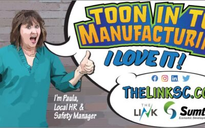 Toon In to Manufacturing Paula