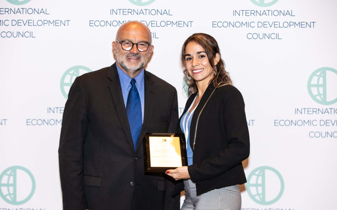 """TheLINK Economic Alliance Receives  """"Excellence in Economic Development"""" Award"""