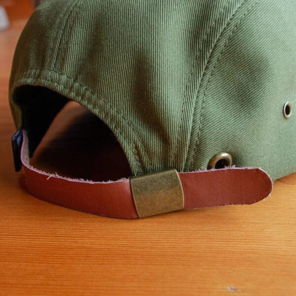 Camp Hat Back