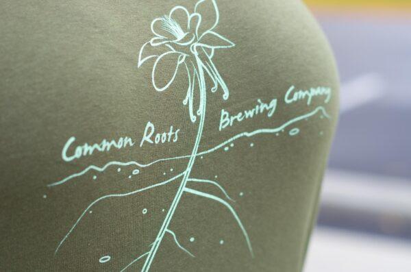 Yoga Tank Print Detail