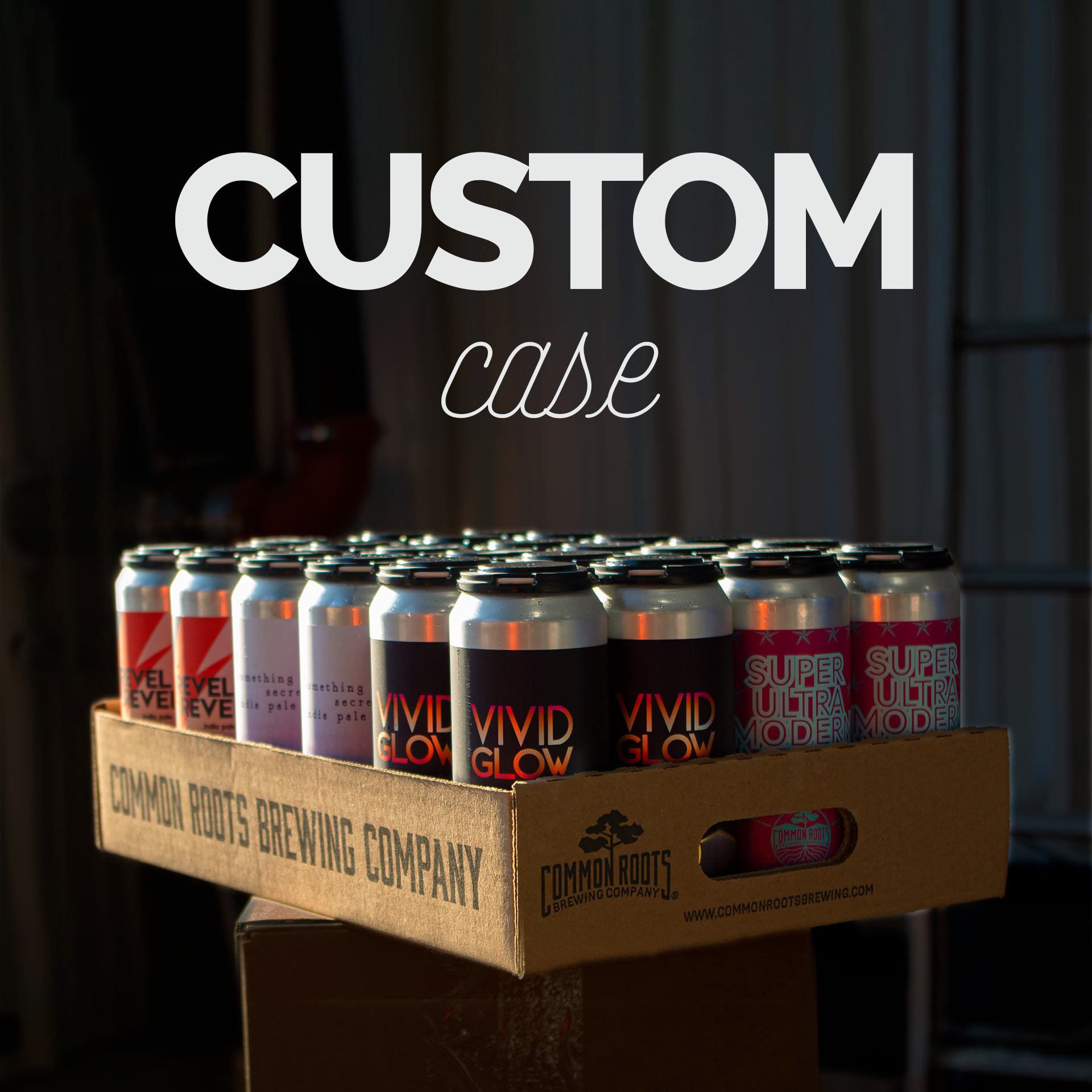 Custom Beer Case