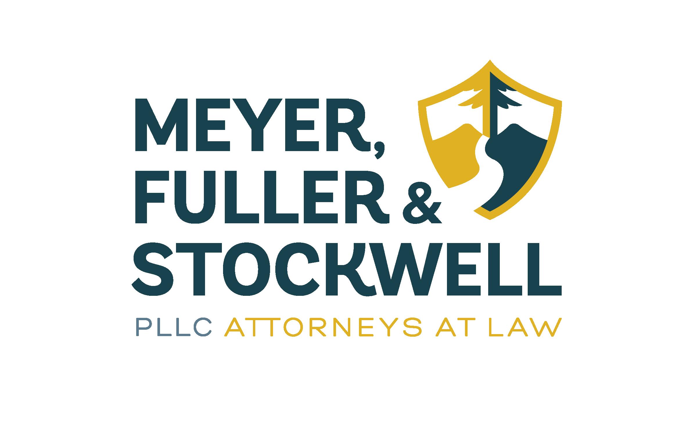 Meyer, Fuller & Stockwell Logo