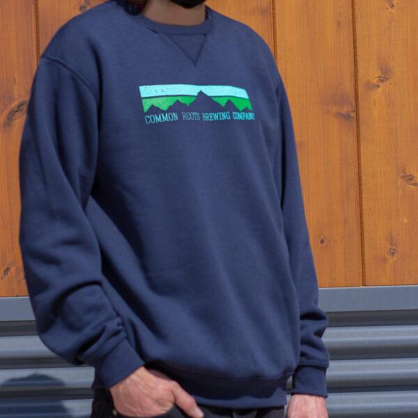Navy Carhartt Sweatshirt