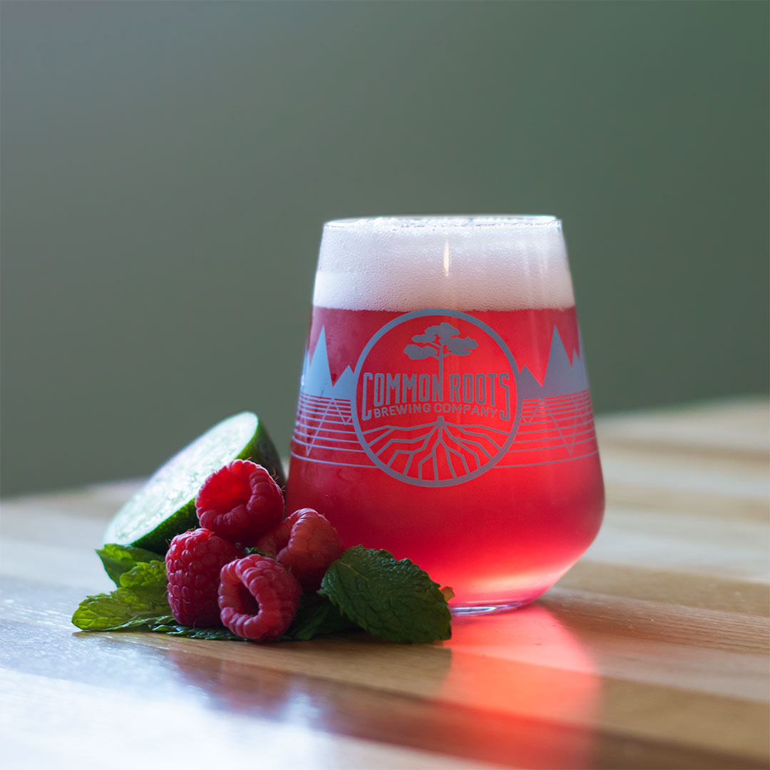 Raspberry Mojito Hard Seltzer