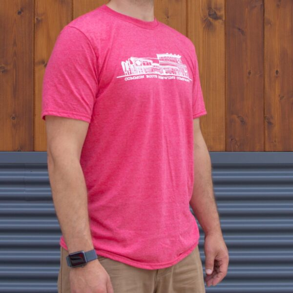 Brewery Tee Front