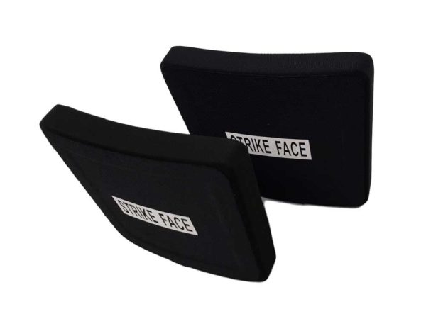 Curved Side Plate